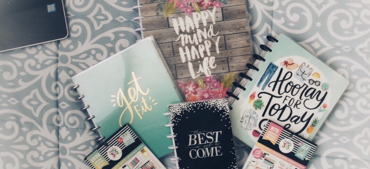 Starting The New Year Off With The Right Planner